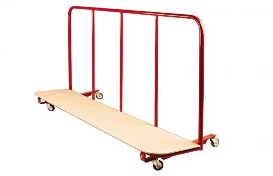wózek na materace gimnastyczne