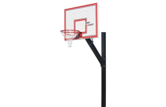 stojak do koszykówki zestaw Euro Court